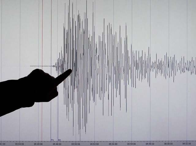 Earthquake rattles Athens