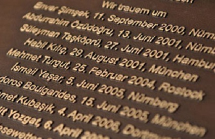 Almaniyada 8 türkün qatili cavab verəcək - FOTOLAR