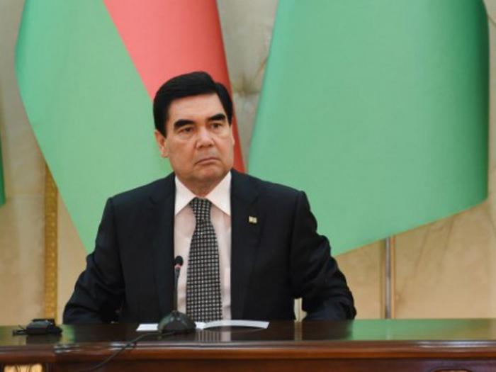 Turkmen President offers condolences to Azerbaijani counterpart