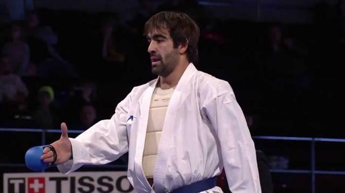 Rafael Ağayev finalda- Yenilənib