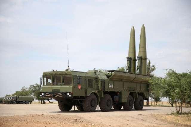Helsinki Commission terms Iskander systems' transfer to Armenia as destabilizing