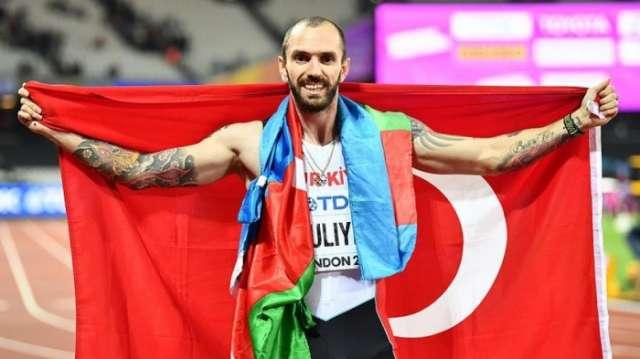 Ramil Guliyev nominated for European Athlete of Month
