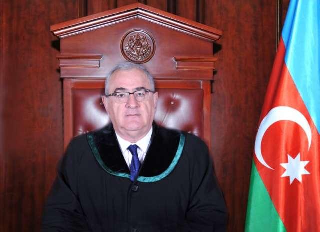 Ramiz Rzayev yenidən Ali Məhkəmənin hakimi təyin edildi