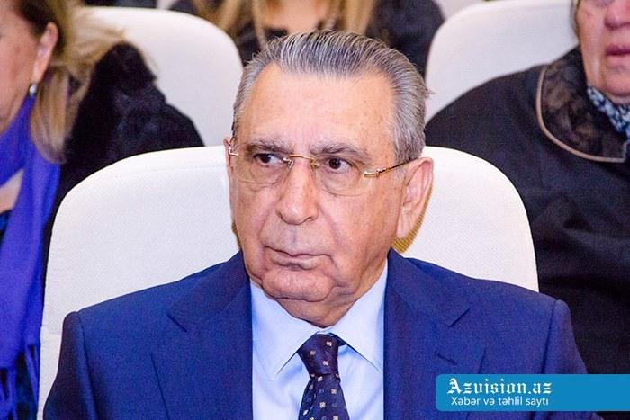 Ramiz Mehdiyev NDİ-dən danışdı