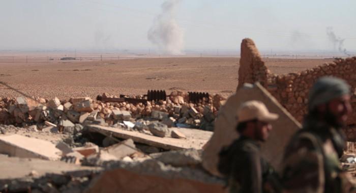 EEUU enviará 200 soldados más a Siria para liberar Al Raqa