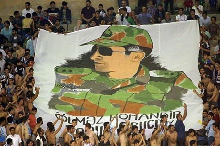 Raquf Orucov `Qarabağ`ın oyununda anılıb
