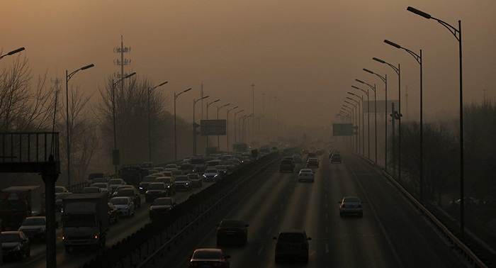 China detains 720, imposes $21.8 million of fines in pollution crackdown