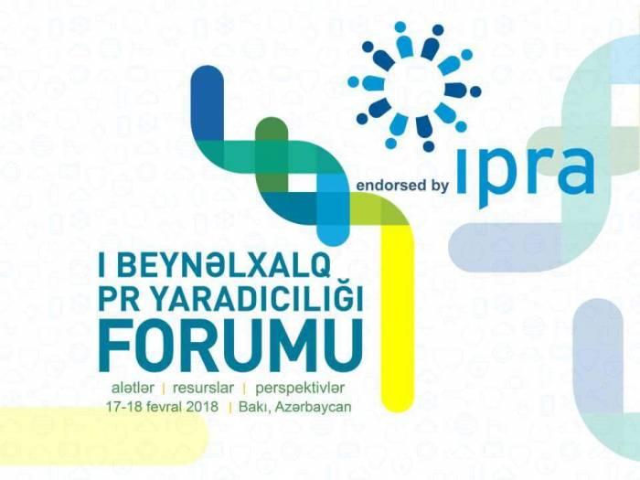 Bakıda Beynəlxalq Forum keçiriləcək