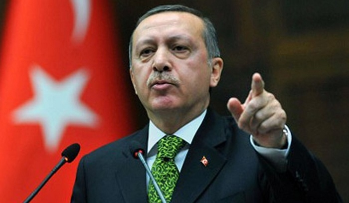 Turkey not to allow creation of new state in north of Syria