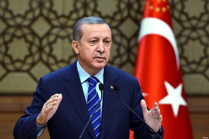 Erdogan desmiente los informes sobre continuos ataques en el norte de Siria