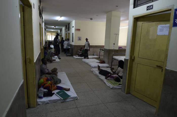 Rohingyas: le choléra, une 'bombe à retardement'