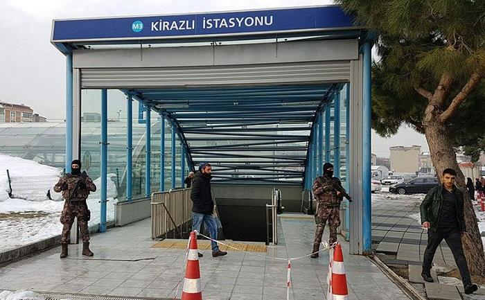 İstanbulda həyəcanlı anlar yaşandı - Video