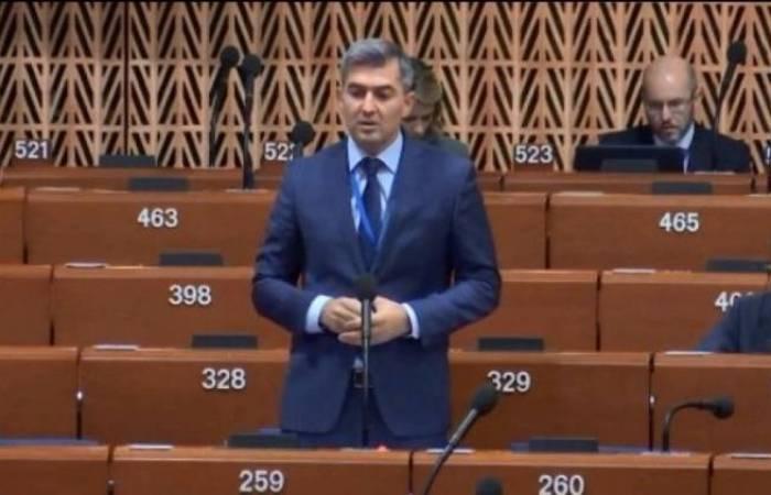 Le député azerbaïdjanais appelle les membres de l'APCE à ne pas être biaisés