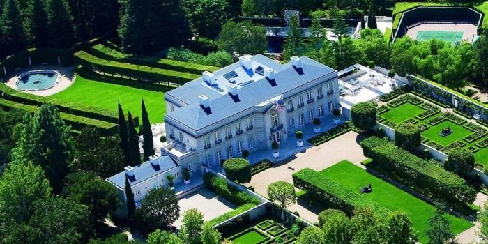 Cette maison à 350 millions de dollars est la plus chère des États-Unis