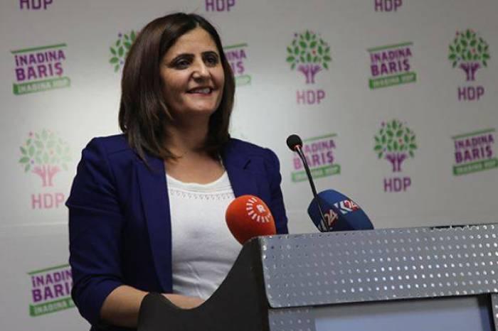 Türkiyədə xanım deputat saxlanılıb