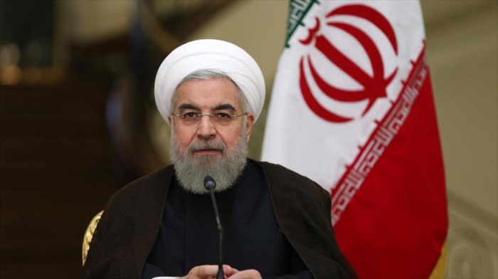 Rohani  : Nacion iraní ha superado con éxito las sanciones de EEUU