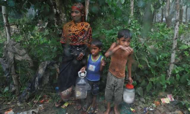 Rohingya crisis: aid groups seek $434m to help refugees in Bangladesh