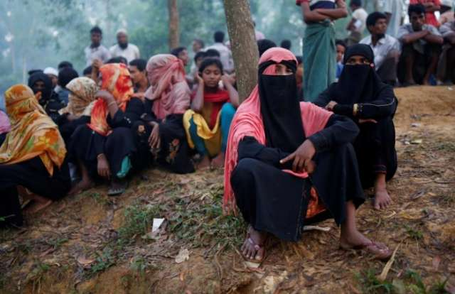 U.S. says it is considering sanctions over Myanmar's treatment of Rohingya