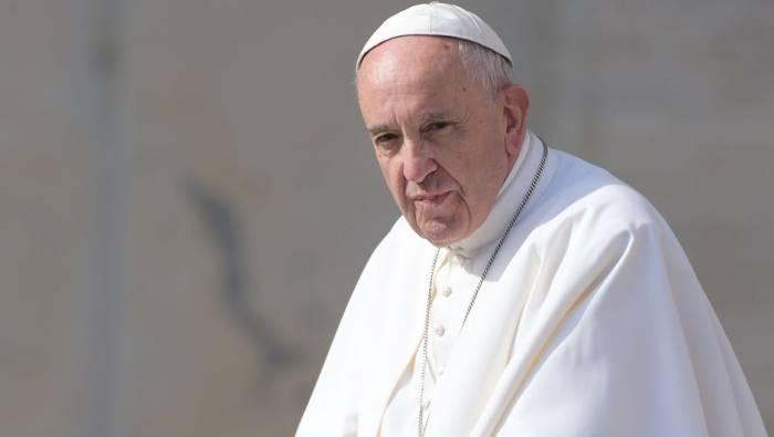 Roma Papasına Qarabağla bağlı müraciət olundu