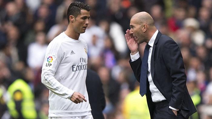 `Ronaldo finala tam hazırdır` – Zidan