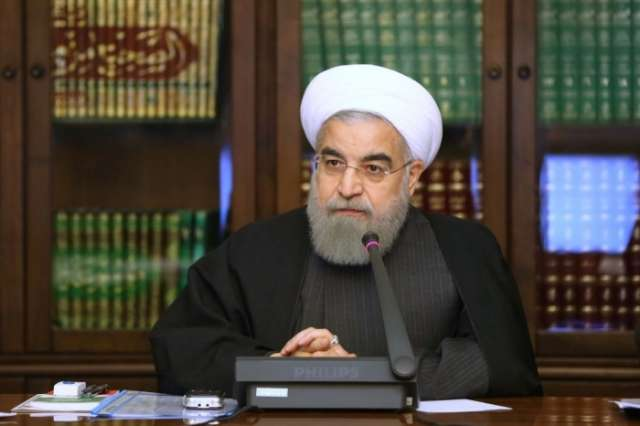 Rouhani rejected meeting with Trump