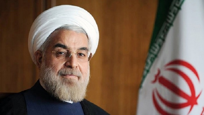 Rouhani says Iran will continue to produce missiles