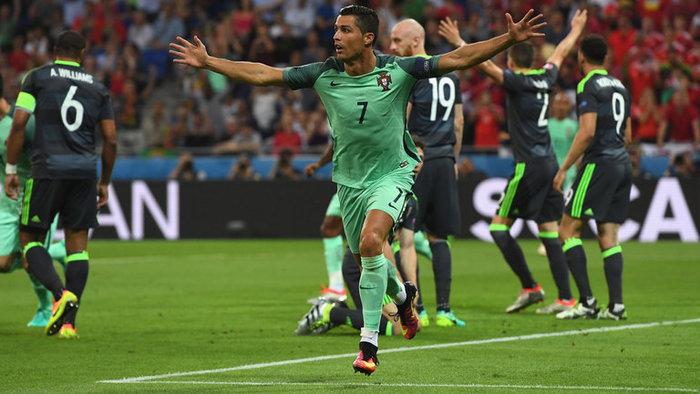Cristiano Ronaldo hoping for tears of joy after firing Portugal to Euro 2016 final
