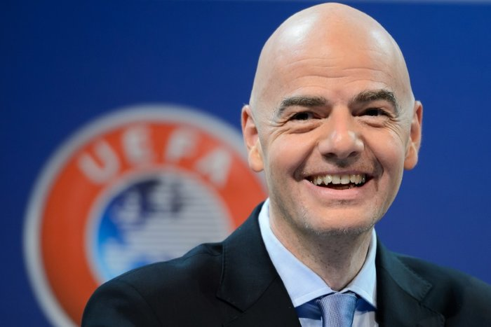 Gianni Infantino: FIFA elects UEFA boss as new president