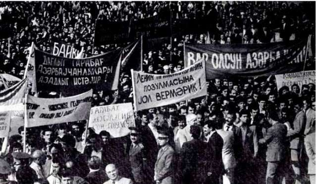 1988: Final stage of the deportation of Azerbaijanis from Armenia - PART 3
