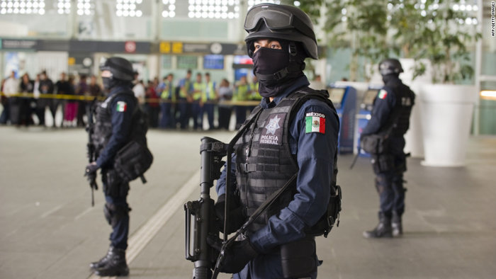 Two Israeli men shot dead in apparent Mexico City shopping mall hit