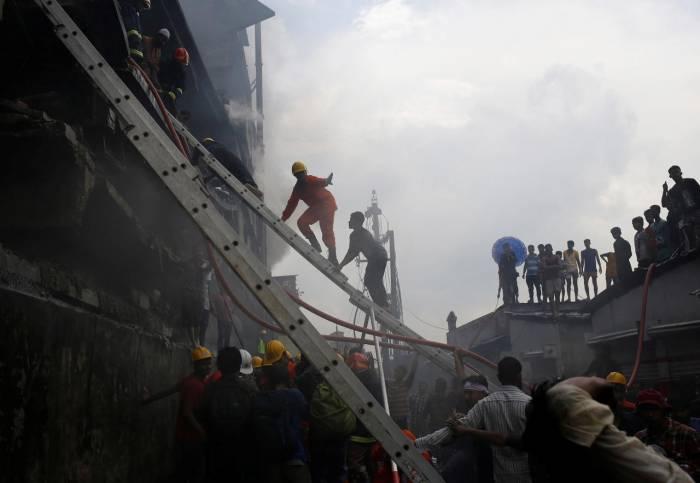 Inde : 17 morts dans l'incendie d'une usine de plastique