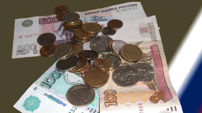 Niedrige Auslandsschulden stützen Rubel