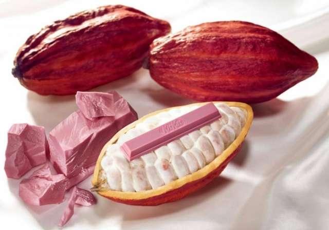 Nestlé Japan launches ruby KitKat