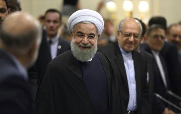 Tehranda seçkilərin nəticələri açıqlandı