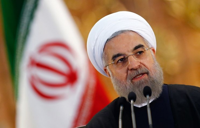 Rouhani hits back at Trump after nuclear deal speech