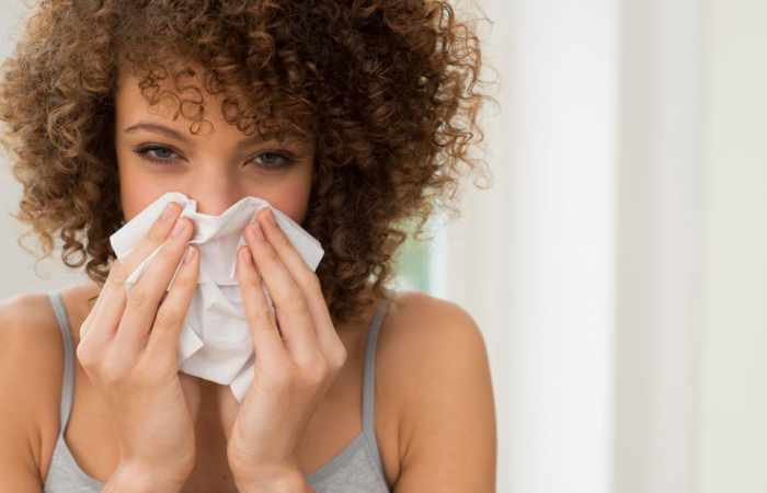 This is WHY you have a runny nose all year round