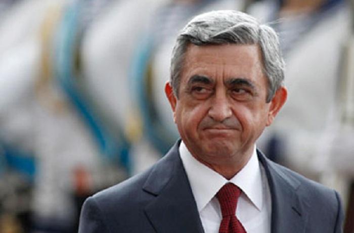 Prezidentlər Sərkisyanı saymadı