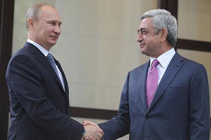 Putin niyə Sarkisyandan qaçır?