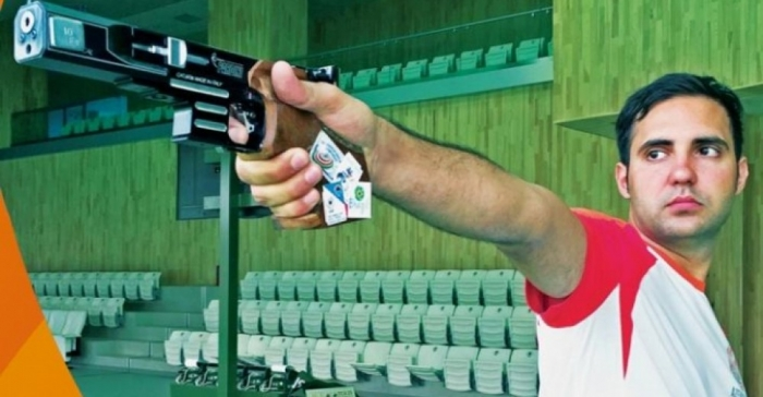 Azerbaijani shooter to compete at ISSF World Cup Final