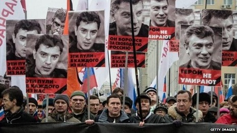Russian opposition parties form anti-Putin alliance