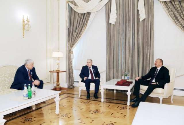 No unresolved issue in Azerbaijan-Russia relations - President Aliyev
