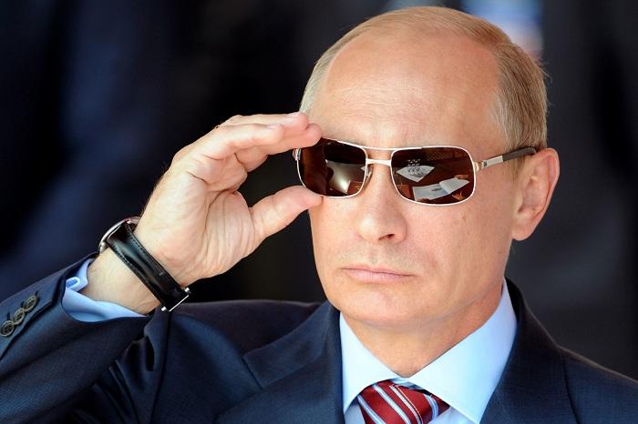 Putin Rusiyanın gücündən danışdı