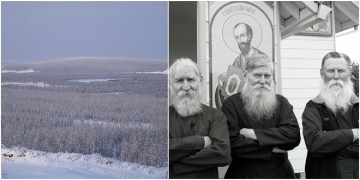 Russian family isolated for more than 40 years, completely unaware of WW2