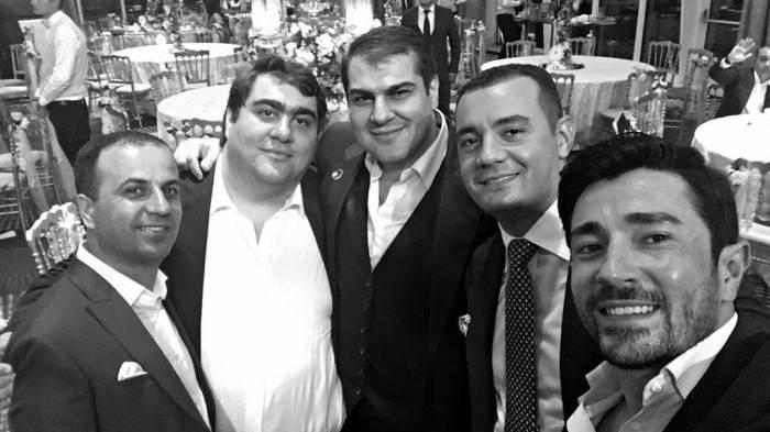 Vasif Talıbovun oğlunun toyundan görüntülər - FOTOLAR+VİDEO