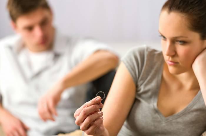 Boşanmaların sayı kəskin artır -