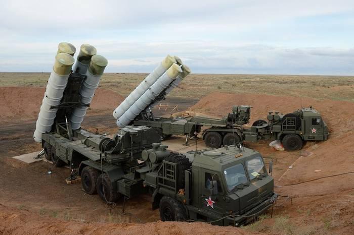 """Rusiyanın """"S-400""""ləri fırtınaya düşdü"""