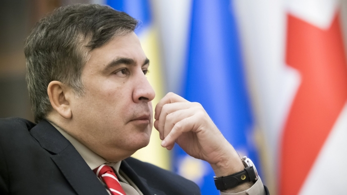 Ukrainian authorities set to deport Saakashvili — Migration Service
