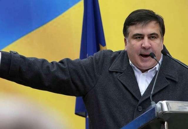 Saakashvili calls on Kiev citizens to join rally to demand Poroshenko's resignation