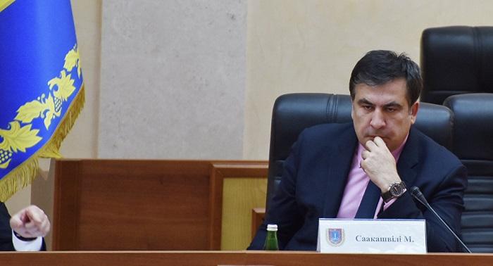 Saakashvili deprived of Georgian citizenship