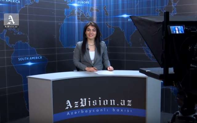 AzVision TV releases new edition of news in English for January 23-  VIDEO